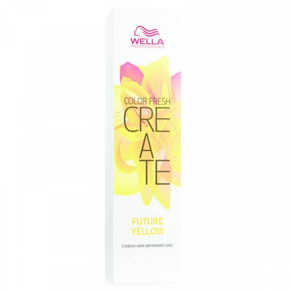 Color Fresh Create Future Yellow Wella