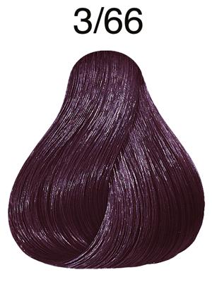 Color Touch Vibrant Reds 3/66 dunkelbraun violett-intensiv