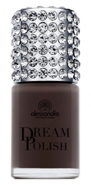 Alessandro Dream Polish Cafe Au Lait (15ml)