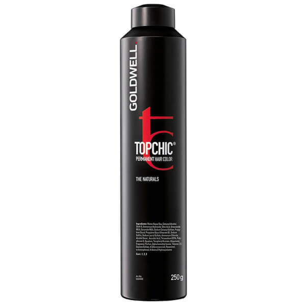 Topchic The Naturals - 6N Dunkelblond - 250ml