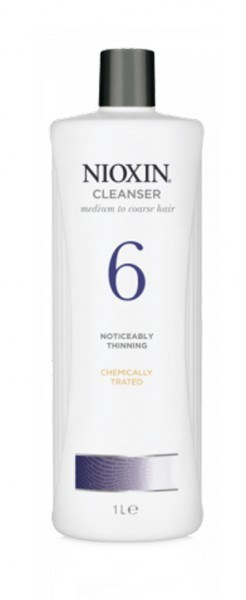 Cleanser Shampoo 6 (1000ml)