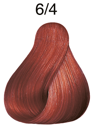 Color Touch Vibrant Reds 6/4 dunkelblond rot
