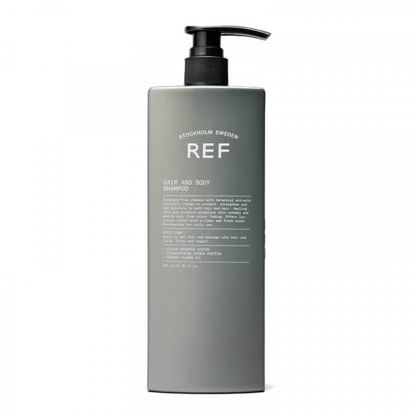 hair and body shampoo men
