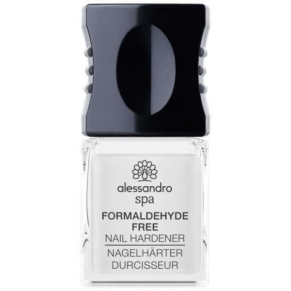 Spa Formaldehyde Free Nail Hardener - 10ml