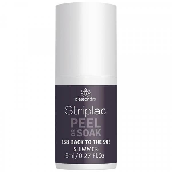 Striplac Peel or Soak - Back to the 90!