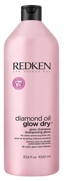 Glow Dry Shampoo Diamond Oil