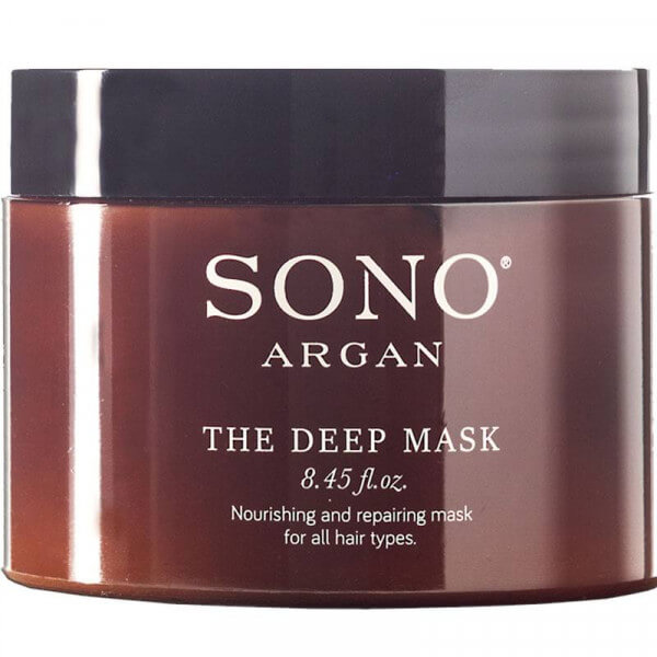 The Deep Mask - Sono Argan - 250 ml - Sono
