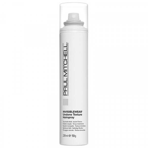 Invisiblewear Undone Texture Hairspray - 228ml