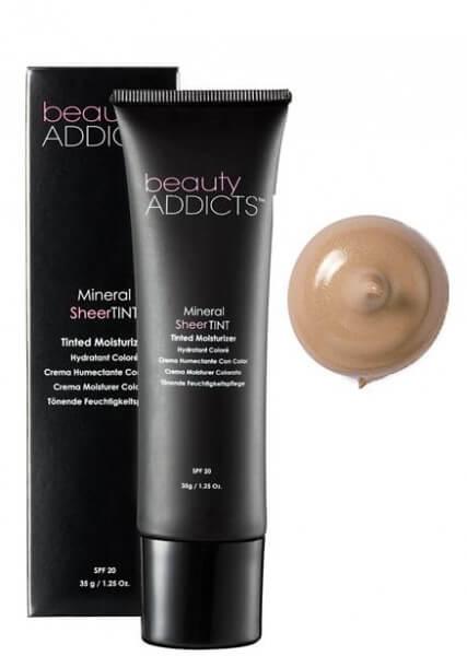 Beauty Addicts Mineral Sheer Tint, Natural Glow