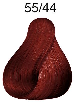 Vibrant Reds 55/44 hellbraun intensiv rot-intensiv