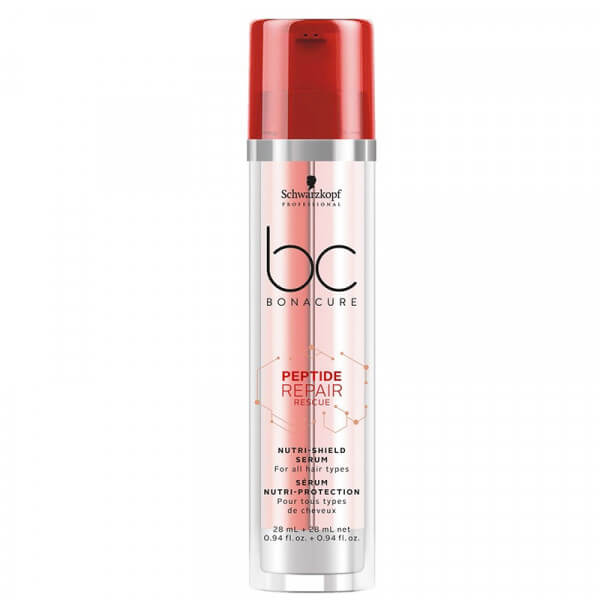 Schwarzkopf BC Peptide Repair Rescue Nutri-Shield Serum