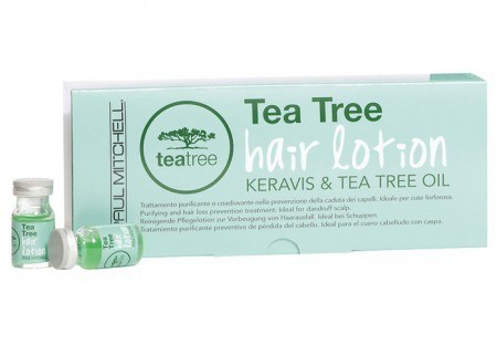 Tea Tree Hair Lotion Keravis & Tea Tree Öl (12x6 ml)