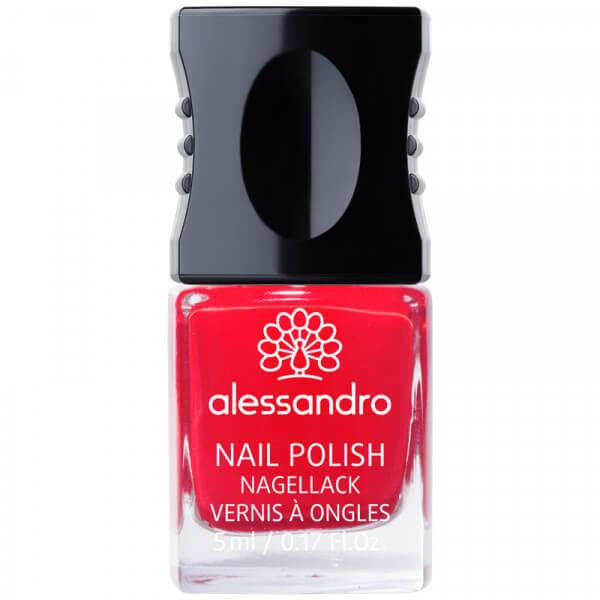 Nail Polish - 129 Berry Red