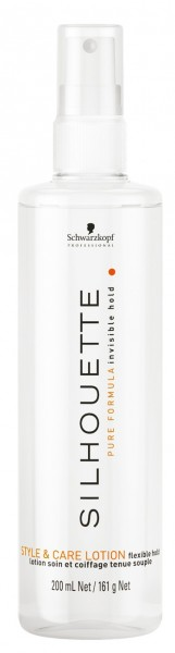 Schwarzkopf Silhouette Flexible Hold Style & Care Lotion 200 ml