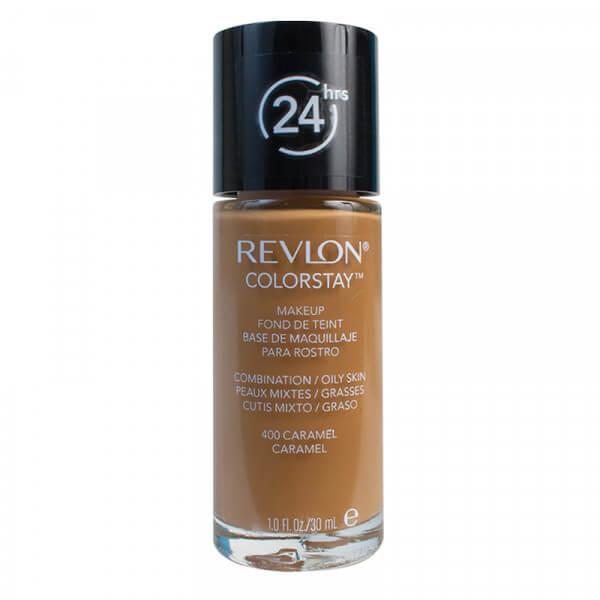 ColorStay MakeUp combination/oily Caramel 400