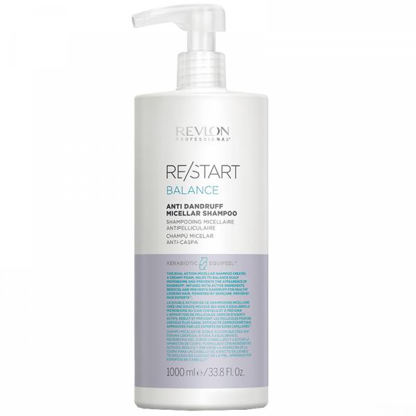 Re/Start Balance anti Dandruff Micellar Shampoo – 1000ml
