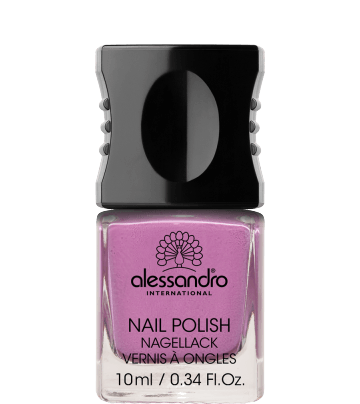 Silky Mauve Nagellack (10ml) alessandro 34