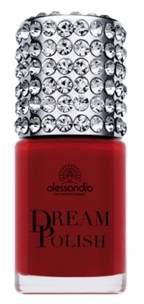 Alessandro Dream Polish Lady In Red (15ml)