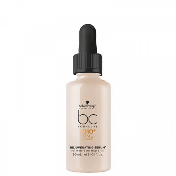 BC Q10+ Time Restore Rejuvenating Serum - 30ml Schwarzkopf
