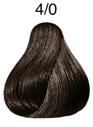 Color Touch Pure Naturals 4/0 mittelbraun
