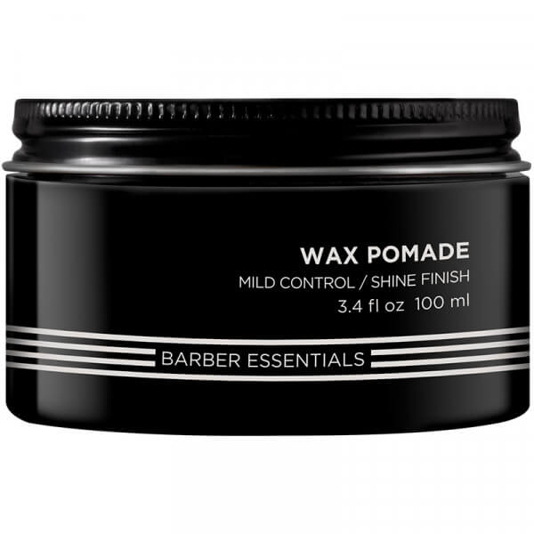 brews wax pomade redken