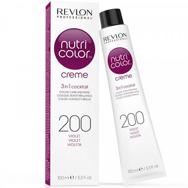 200 Violet Nutri Color Creme Farbcreme