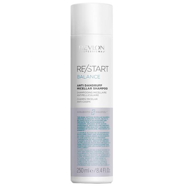 Re/Start Balance Anti Dandruff Micellar Shampoo – 250ml