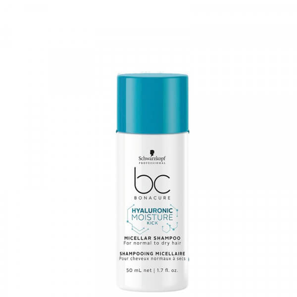 BC Hyaluronic Moisture Kick Micellar Shampoo 50ml