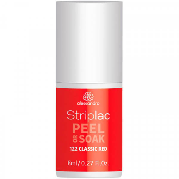 Striplac Peel or Soak - Classic Red