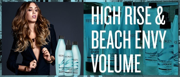Redken Beachy Envy Volume