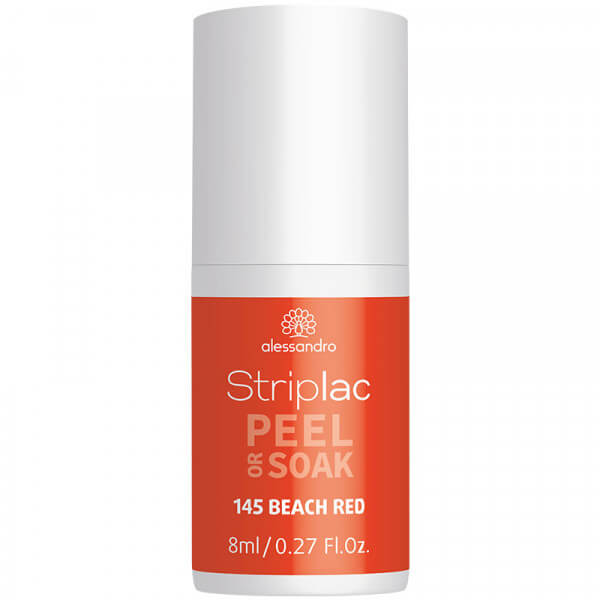 Striplac Peel or Soak - Beach Red