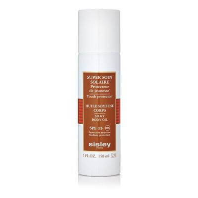 Sisley Super Soin Solaire Silky Body Oil SPF 15+ (150 ml)