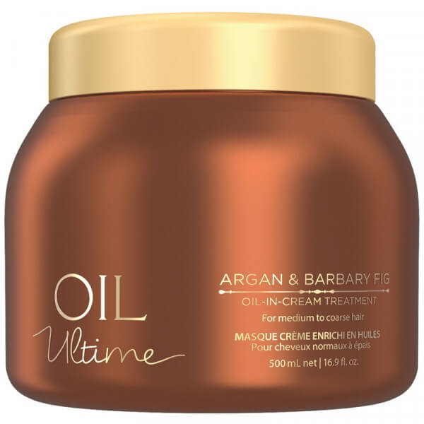Oil Ultime Argan And Barbary Fig Oil-In-Cream Treatment gross