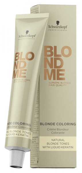 Schwarzkopf BLONDME Coloring Natural Sand 60 ml