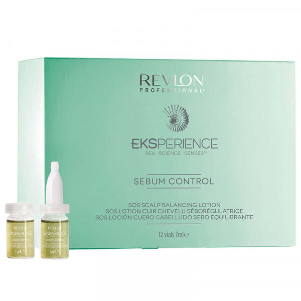 Sebum Control Scalp Balancing Lotion – 12 x 7ml