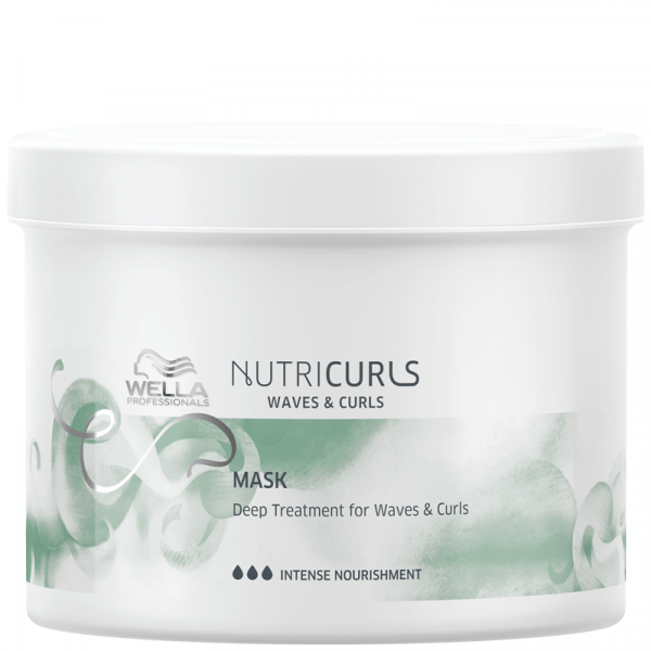 Nutricurls Waves and Curls Mask 500ml