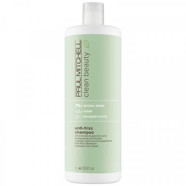 Clean Beauty Anti-Frizz Shampoo - 1000 ml