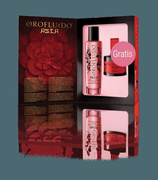 Orofluiso Asia Beauty Set mit gratis Puder