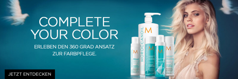 Moroccanoil Hair Color Care