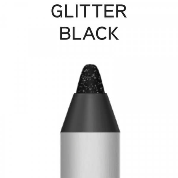Super Stay Liner Glitter Black