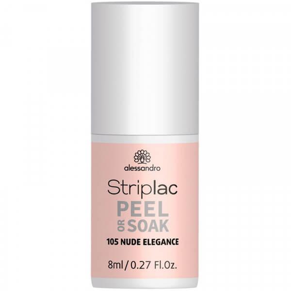 Striplac Peel or Soak - Nude Elegance