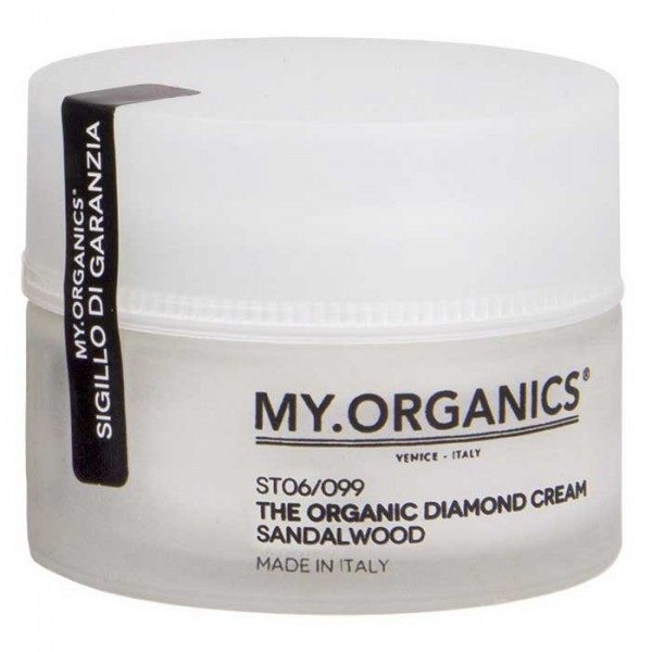 My Diamond Cream (50ml) - My.Organics
