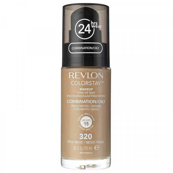 ColorStay MakeUp combination oily True Beige 320