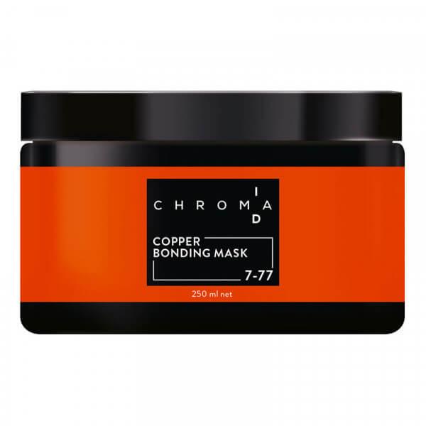 Chroma ID Bonding Color Mask 7-77 Mittelblond Kupfer Extra - 250ml