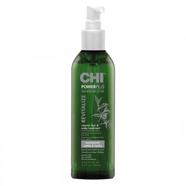 Powerplus Revitalize Vitamin Hair & Scalp Treatment - 104ml