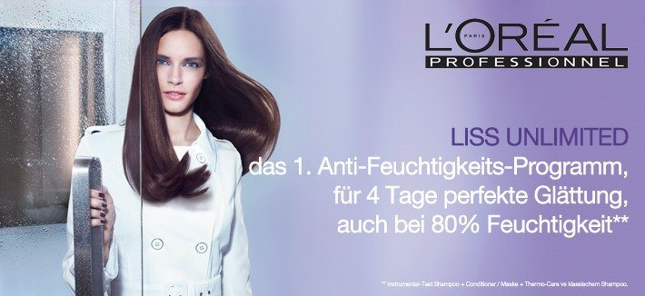 L'Oréal Liss Unlimited