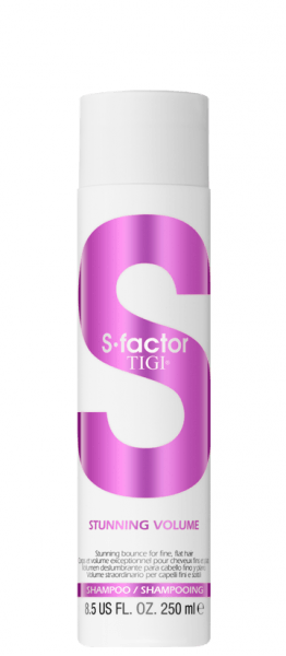 Stunning Volume Shampoo (250ml) S-factor