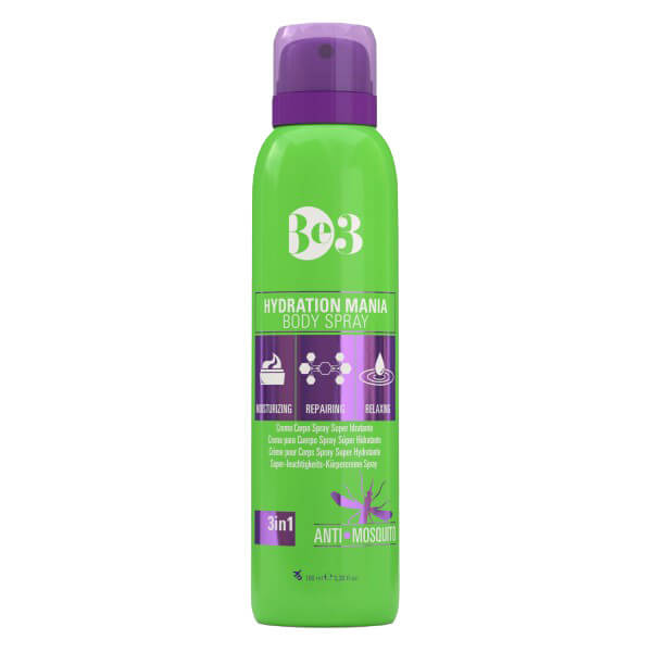 Be3 Hydration Mania Anti-Moskito