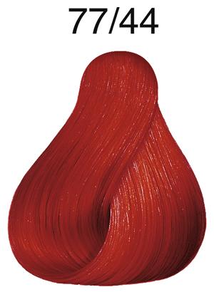 Vibrant Reds 77/44 mittelblond intensiv rot-intensiv