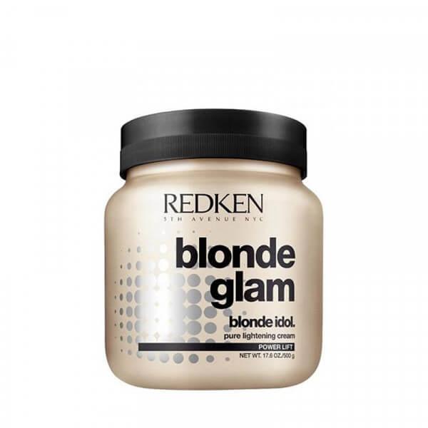 Blonde Glam Aufhellungs Creme Redken